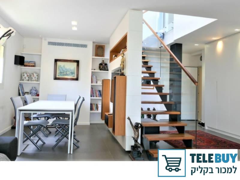 דירות למכירה דירת גג ברעננה- כ