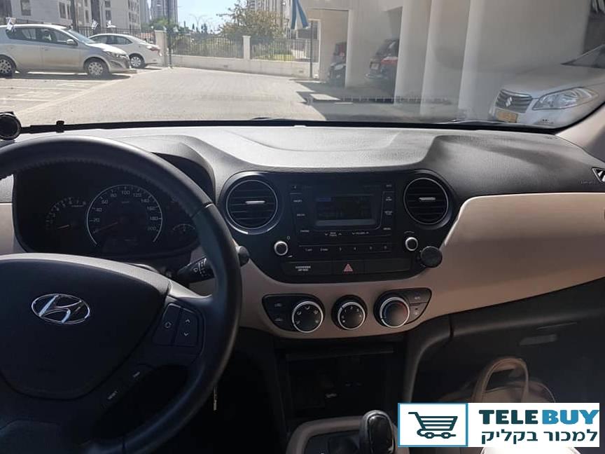 רכב פרטי יונדאי i10 בהוד השרון והסביבה