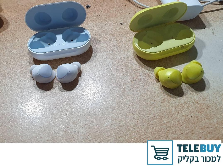 סלולרי אביזרים לסלולרי אוזניות לסלולרי אוזניות אלחוטיות (בלוטוס) בקריות
