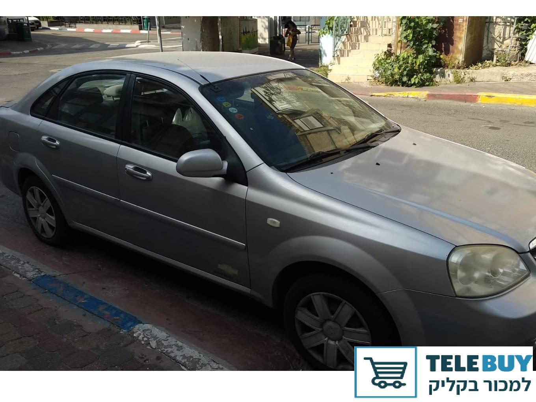רכב פרטי שברולט אופטרה  בטבריה והסביבה