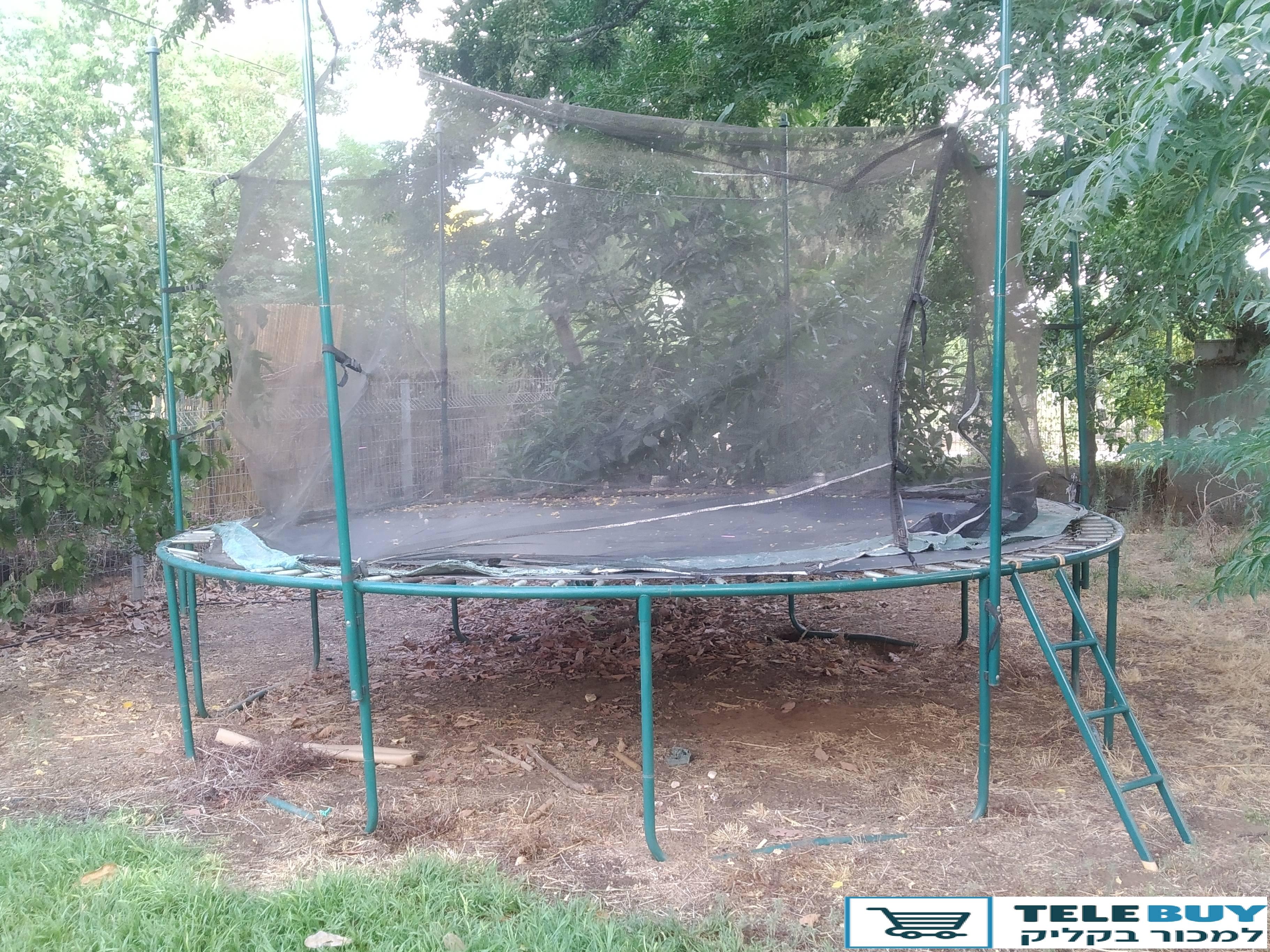 ספורט טרמפולינה בפרדס חנה - כרכור