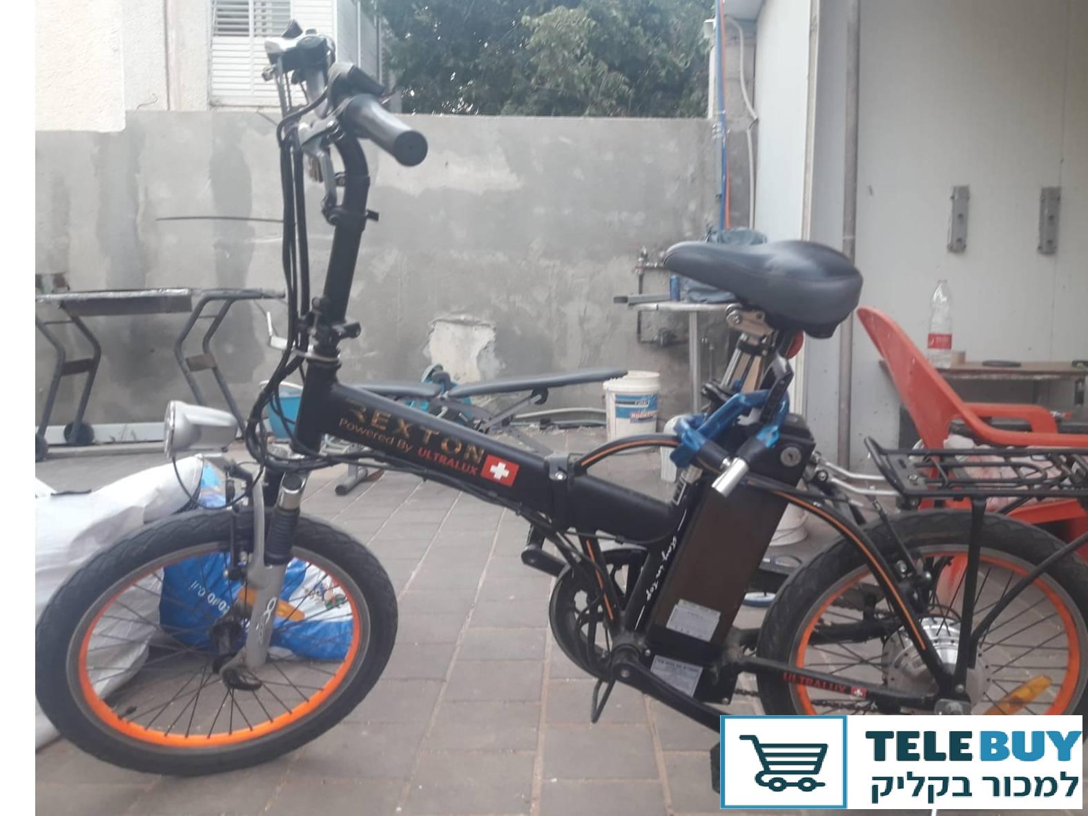 אופניים חשמליות   בנתניה