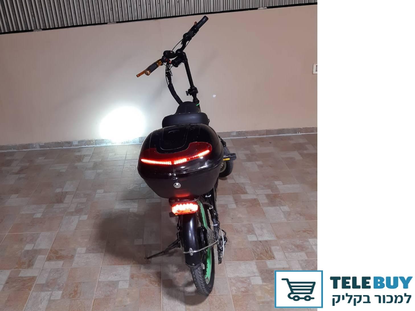 אופניים חשמליים בכרמיאל והסביבה
