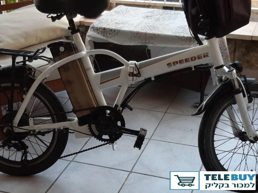 אופניים חשמליים בעכו-נהריה