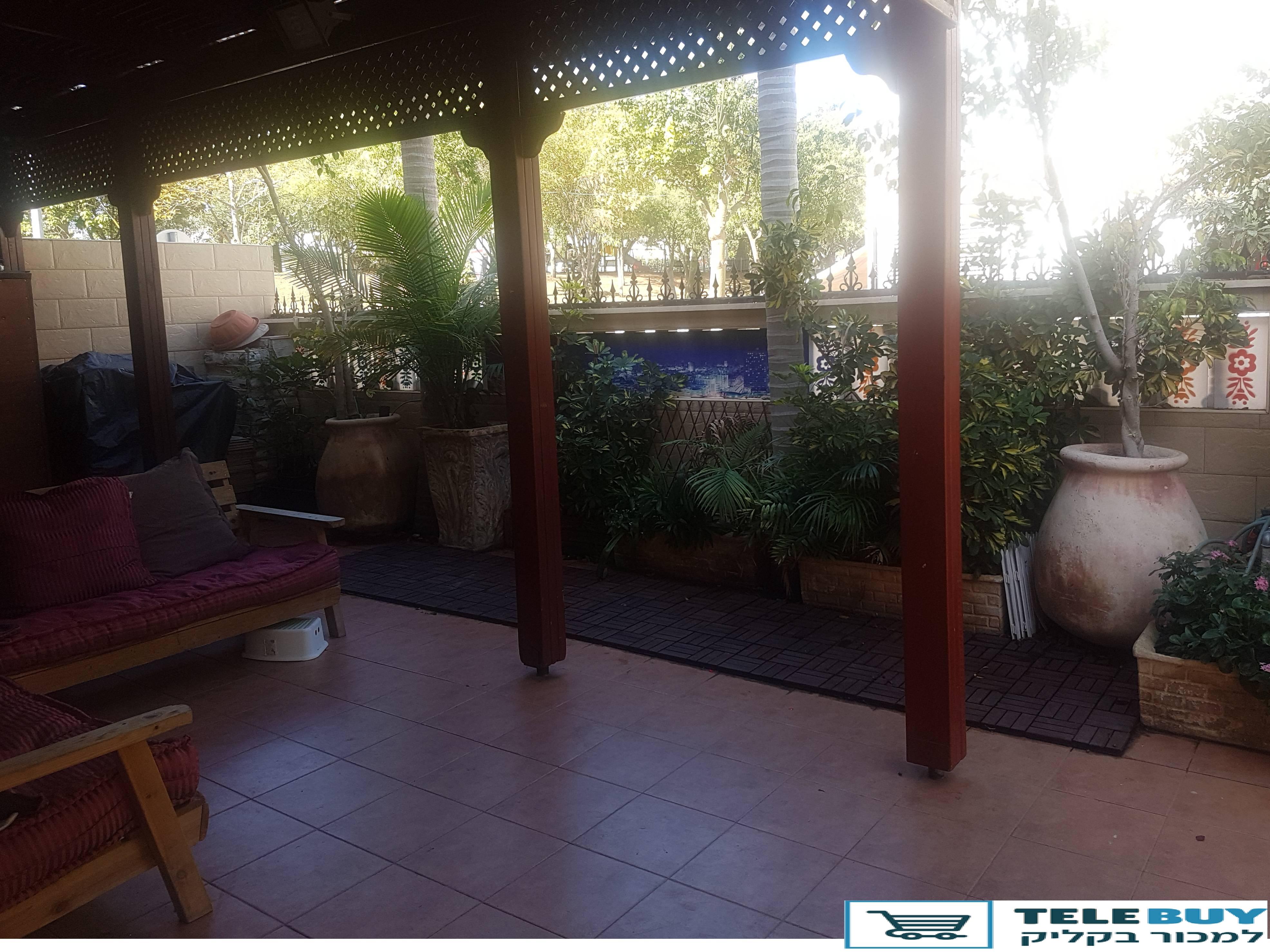 דירות למכירה דירת גן   בתל אביב-יפו
