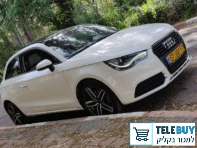 רכב פרטי אאודי A1  בתל אביב-יפו
