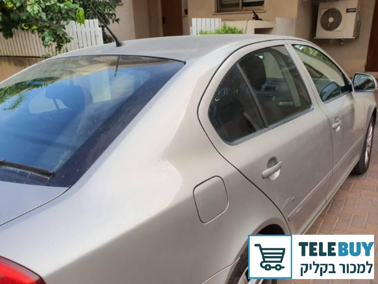 רכב פרטי סקודה אוקטביה  בתל אביב-יפו