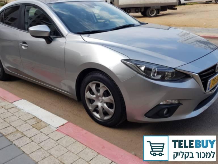 רכב פרטי מאזדה 3  בתל אביב-יפו