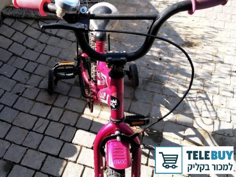אופניים לילדים ברחובות – נס ציונה