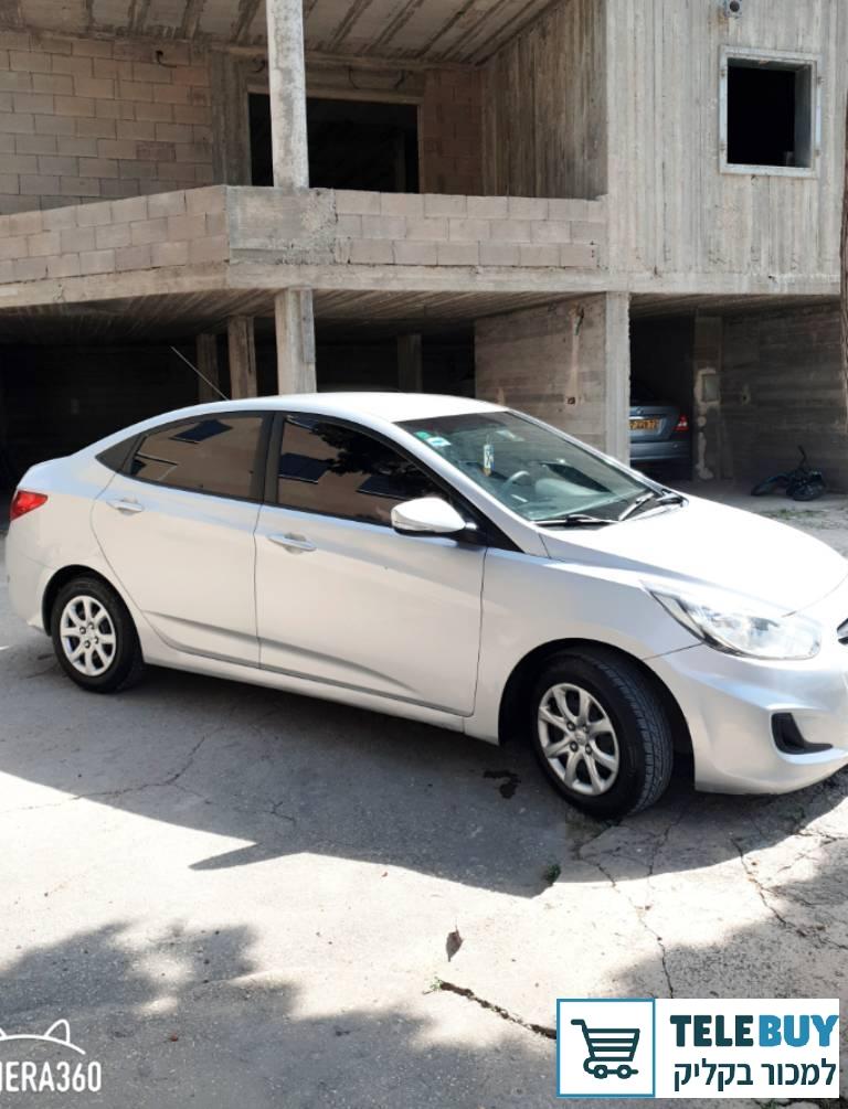 רכב פרטי יונדאי i25  בקריות