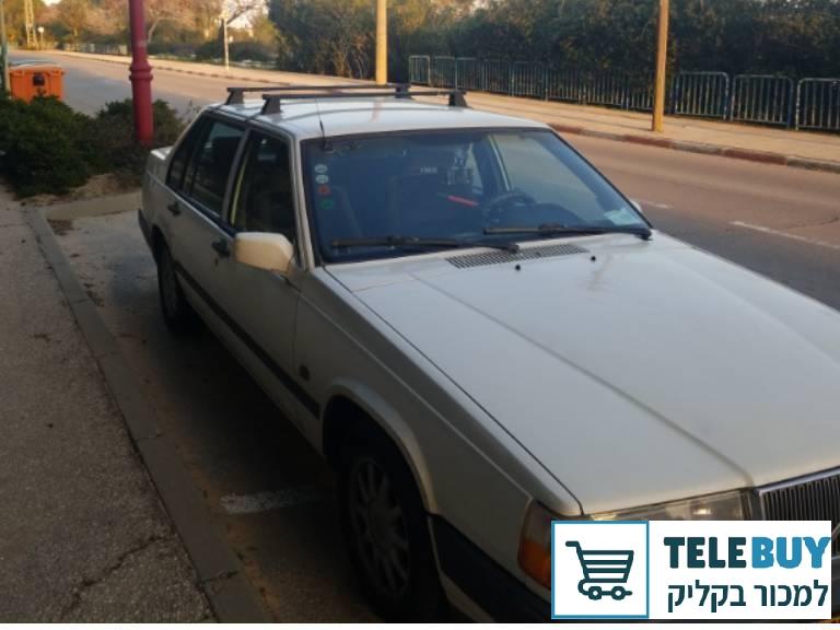 וולו / Volvo 940 במודיעין והסביבה