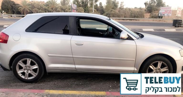 רכב פרטי אאודי A3  בירושלים