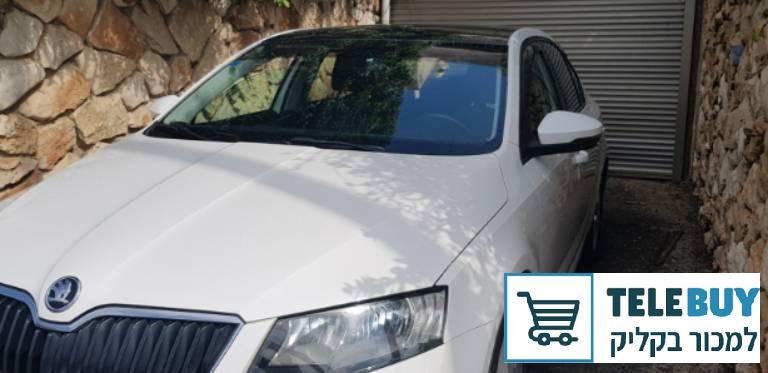 רכב פרטי סקודה אוקטביה  בחיפה