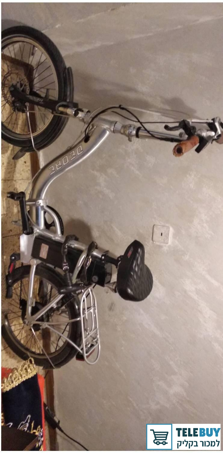 אופניים חשמליים בחולון - בת ים