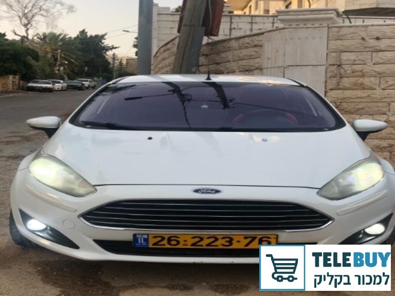 רכב פרטי פורד פיאסטה  בירושלים