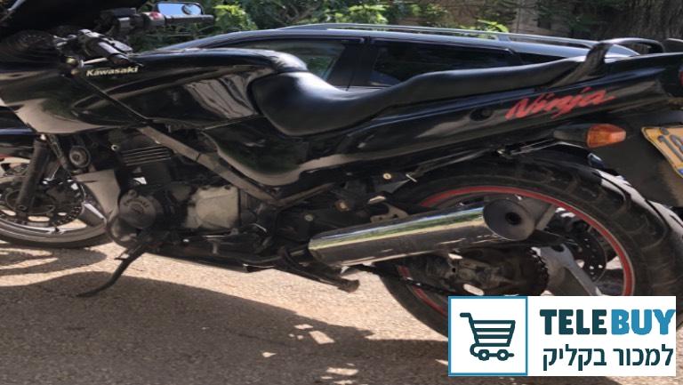 אופנועים קאווסאקי GPZ500  בירושלים