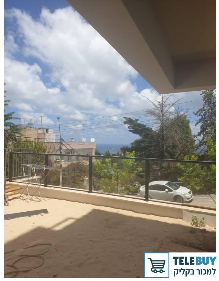 תמונה של דירת גן בחיפה