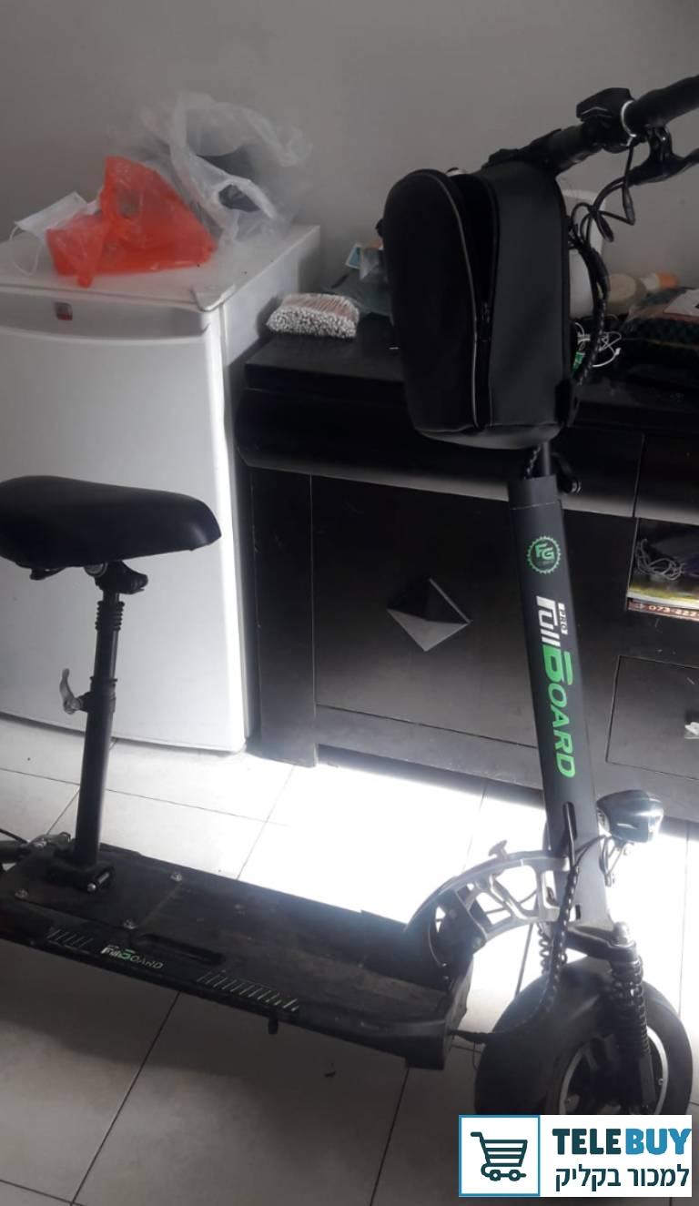 תמונה של אופניים חשמליים באשדוד ואשקלון