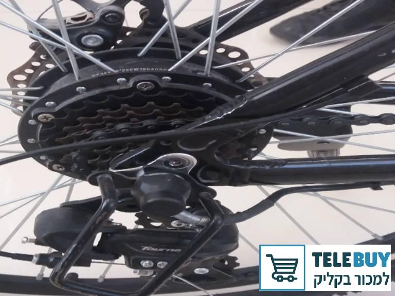 תמונה של אופני הרים במודיעין והסביבה