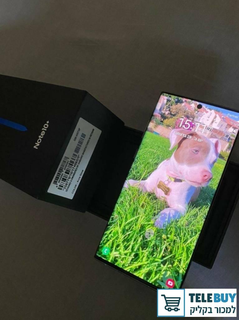 תמונה של מכשיר סלולרי סמסונג נוט 10 פלוס בירושלים