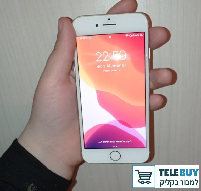 תמונה של מכשיר סלולרי אפל Apple אייפון 8 ברעננה- כ