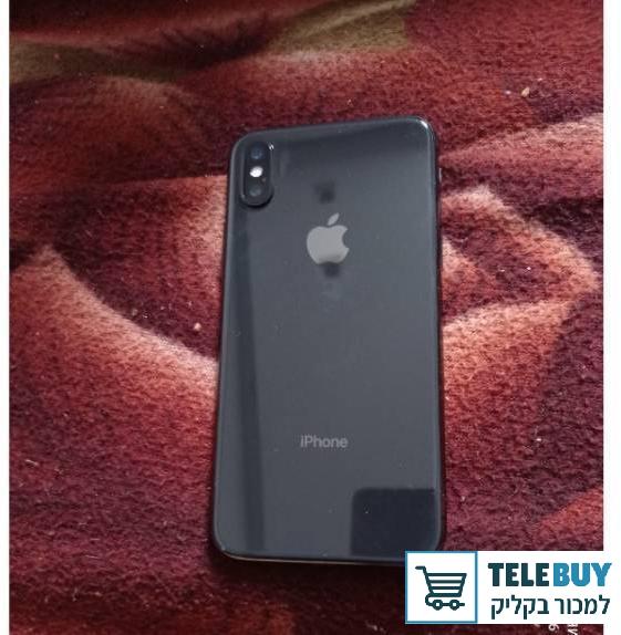 תמונה של מכשיר סלולרי אפל Apple אייפון X ברעננה- כ