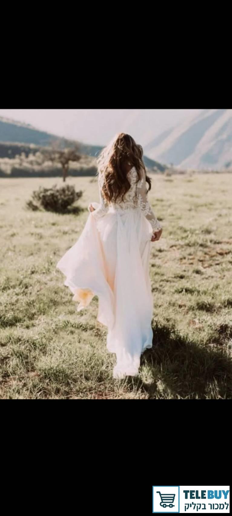 תמונה של שמלת כלה בפתח-תקוה