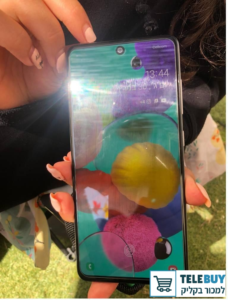 תמונה של מכשיר סלולרי סמסונג Galaxy A51 בנתניה