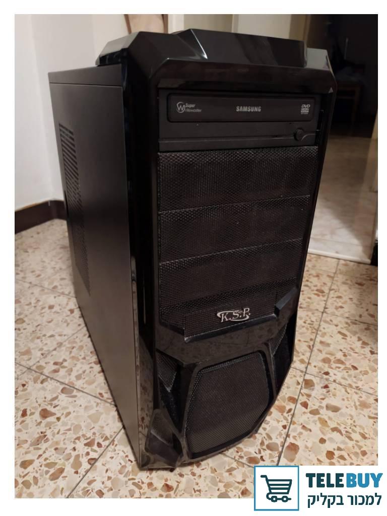 תמונה של מחשב שולחני AMD בקריות