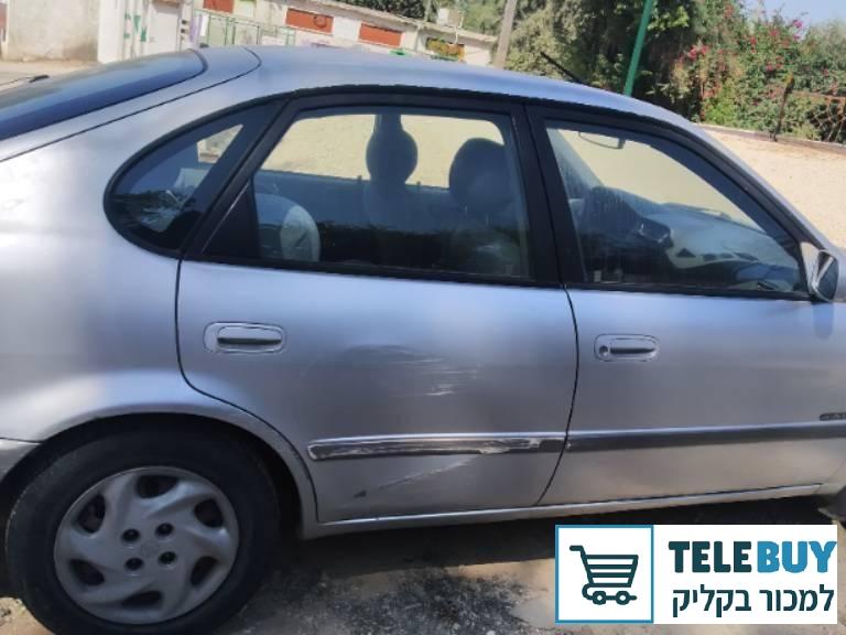 תמונה של טויוטה קורולה שנת 1998 יד 3 ברחובות – נס ציונה