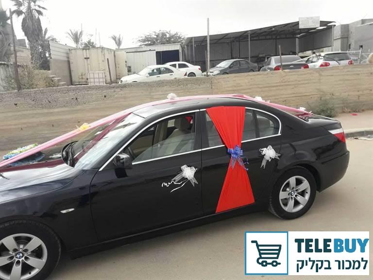 רכב פרטי ב.מ.וו / BMW סדרה 5 בבאר-שבע והסביבה
