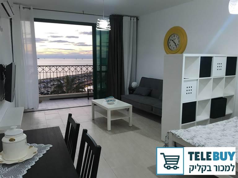 דירות להשכרה דירת סטודיו   באשדוד ואשקלון