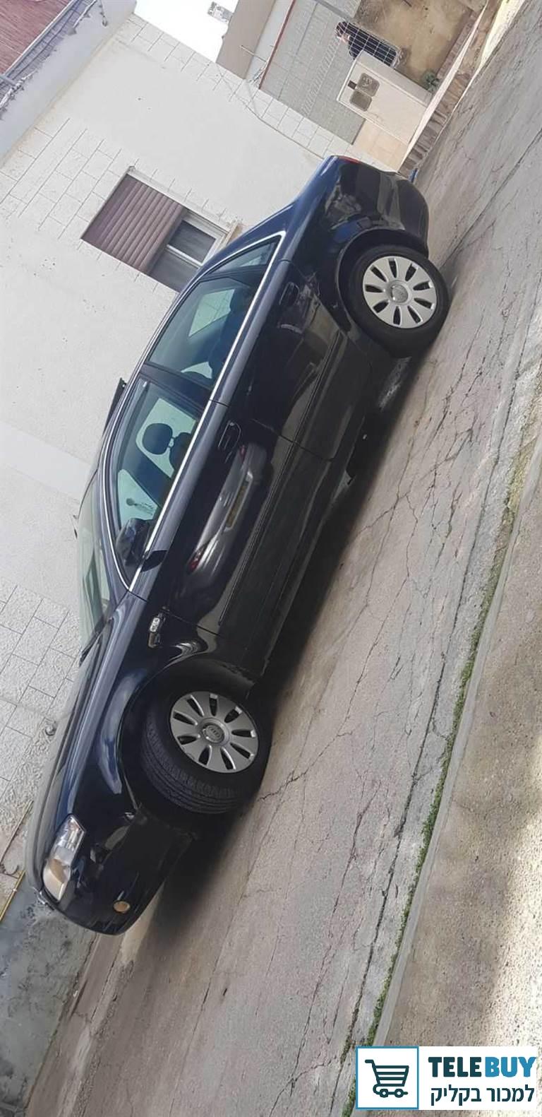 רכב פרטי אאודי A4 בעכו-נהריה