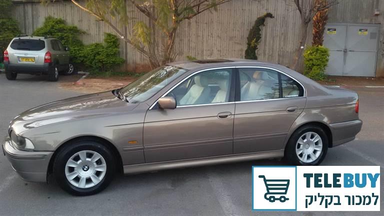 רכב פרטי ב.מ.וו / BMW סדרה 5 ברמת גן וגבעתיים