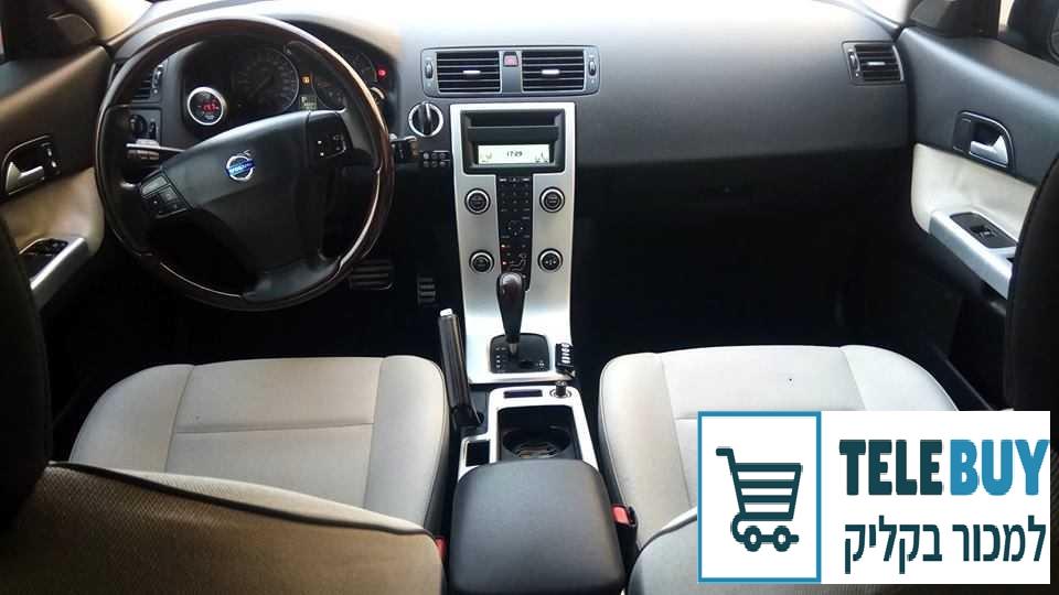 רכב פרטי וולו / Volvo C30 בראשון לציון