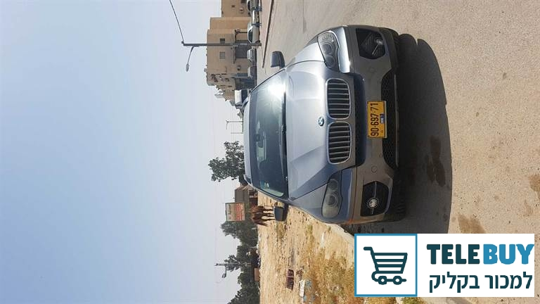 ג'יפים ב.מ.וו / BMW X6 בבאר-שבע והסביבה