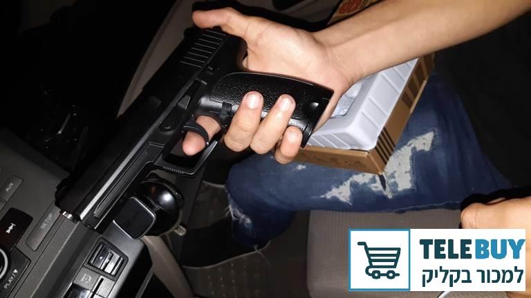 כלי נשק אקדח אוויר בנתניה