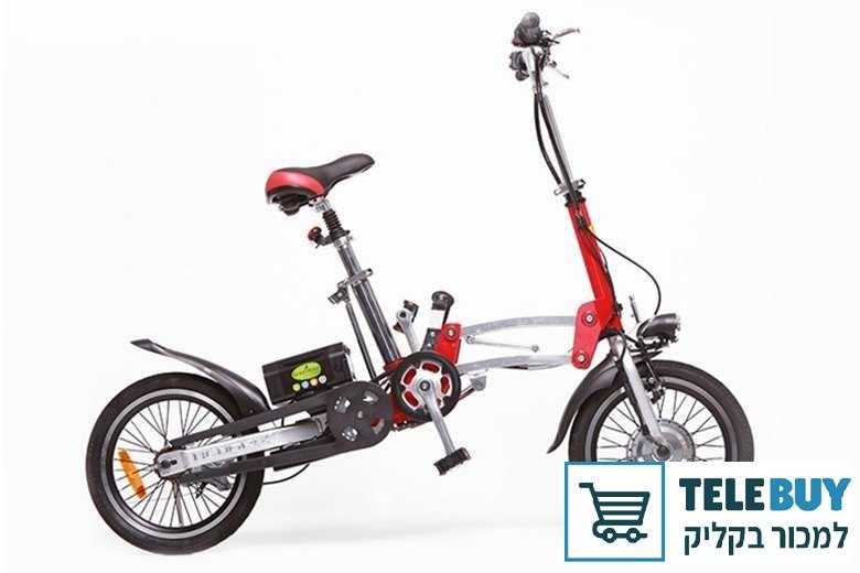 אופניים חשמליות   ברחובות – נס ציונה