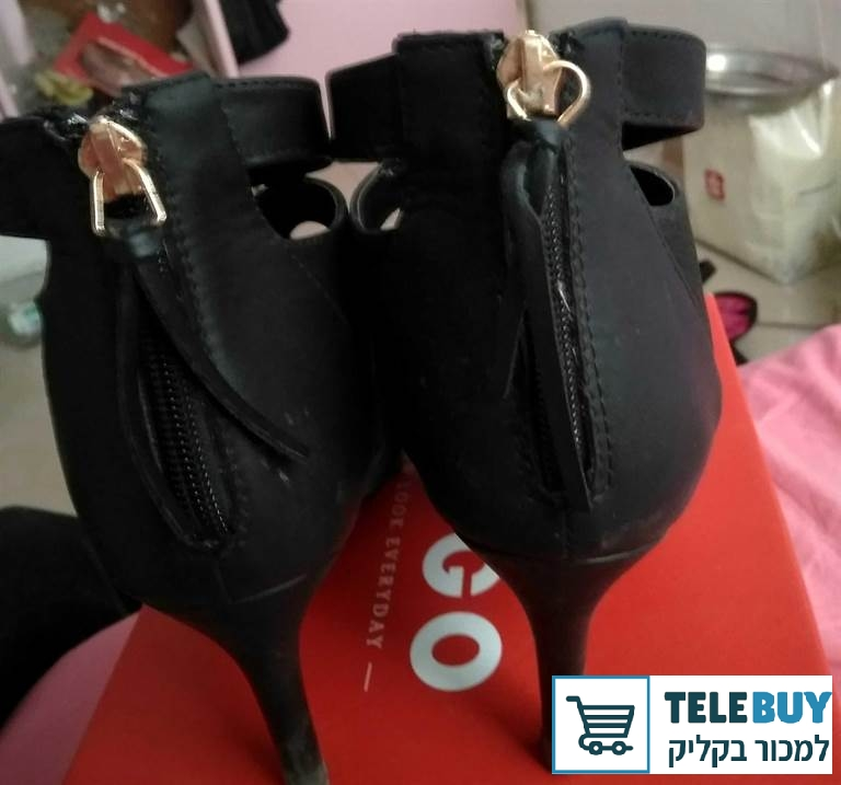 ביגוד ואביזרים נעליים נעלי עקב בתל אביב-יפו