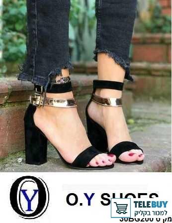 ביגוד ואביזרים נעליים נעלי עקב ברמלה – לוד