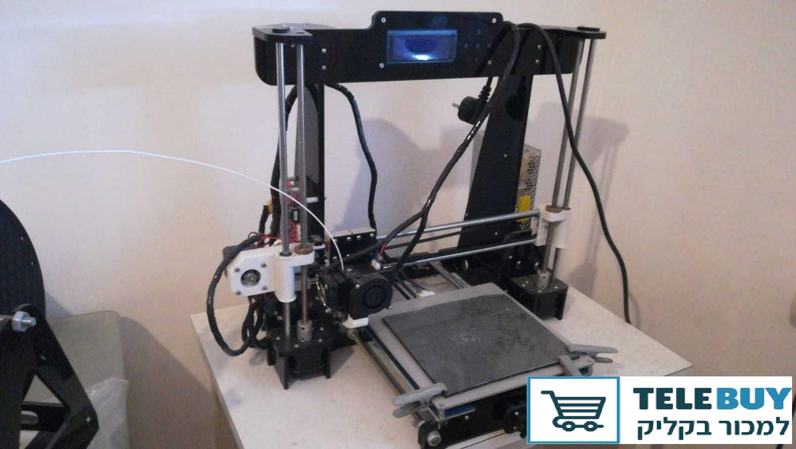 מחשבים ואביזרים נלווים סורקים ומדפסות מדפסת תלת מימד באשדוד ואשקלון