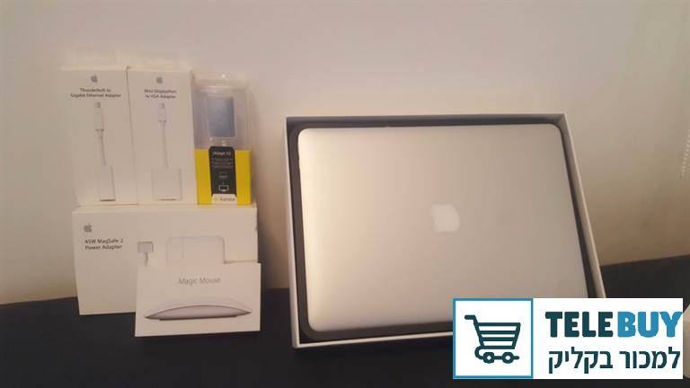 מחשבים ואביזרים נלווים מחשב נייד Apple בקריות
