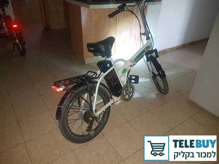 אופניים אופניים חשמליים באשדוד ואשקלון