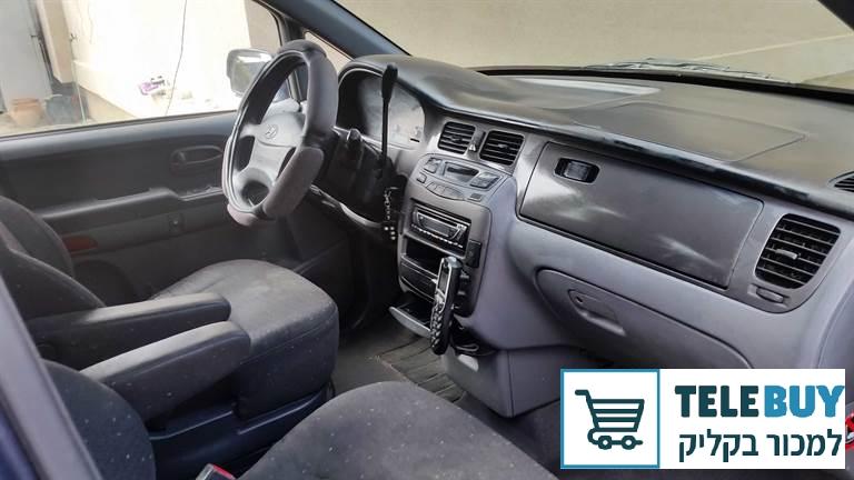 רכב פרטי יונדאי טרג'ט בהגליל והגולן