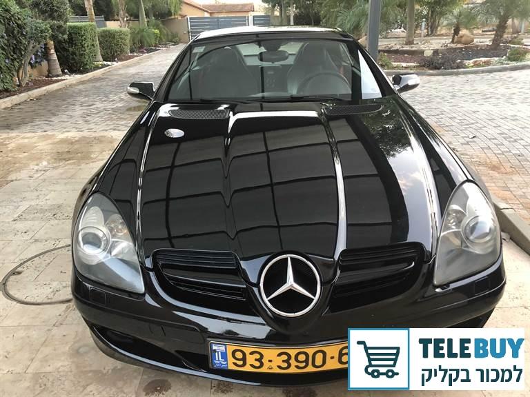רכב פרטי מרצדס SLK ברמלה – לוד