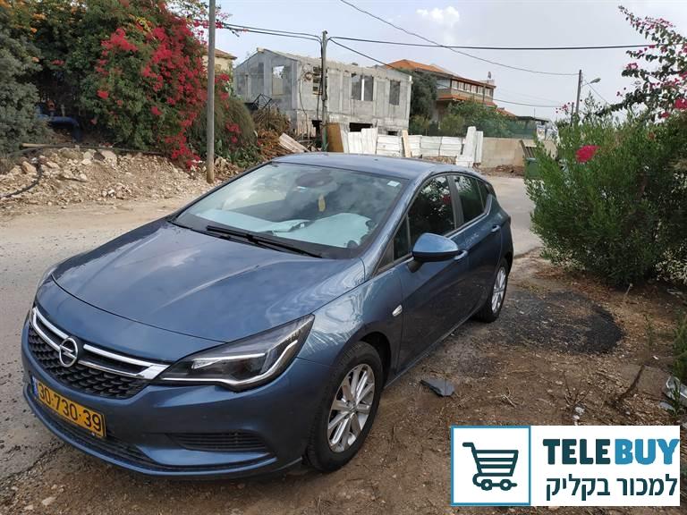 רכב פרטי אופל אסטרה בחיפה