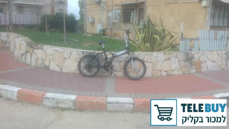 אופניים אופניים חשמליים בחיפה