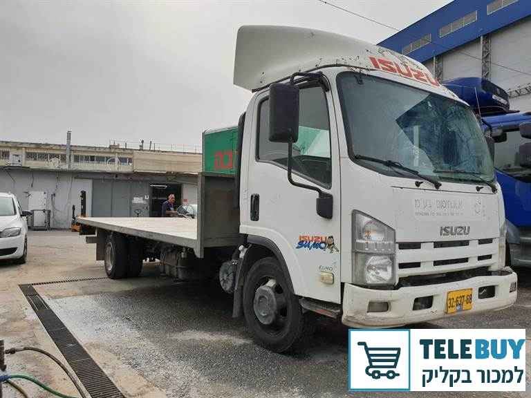 משאיות איסוזו פאוור 7500 75 טון  בחולון - בת ים