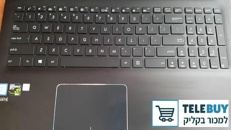 מחשבים ואביזרים נלווים מחשב נייד Asus  בבאר-שבע והסביבה