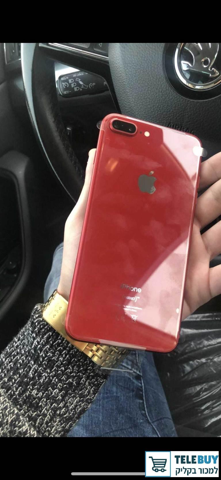 סלולרי מכשיר סלולרי אפל Apple אייפון 8 פלוס בעמק יזרעאל